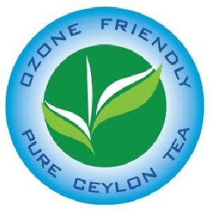 Ceylon Tea is Ozone friendly